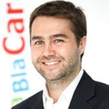 Frédéric Mazzella - BlaBlaCar
