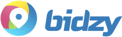 Logo for Bidzy