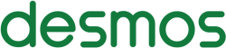Logo for Desmos