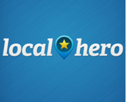 Logo for LocalHero Inc.