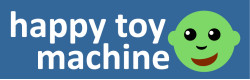 Logo for Happy Toy Machine