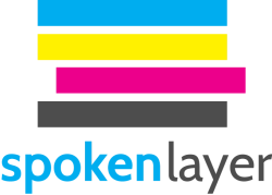 Logo for SpokenLayer