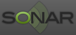 Logo for Sonar