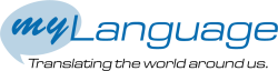 Logo for myLanguage