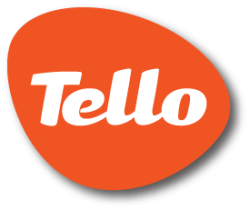 Logo for Tello