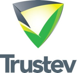 Logo for Trustev