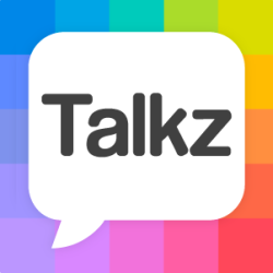 Logo for Talkz
