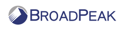 Logo for BroadPeak Partners